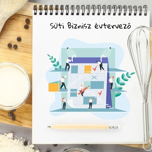 Süti Biznisz évtervező