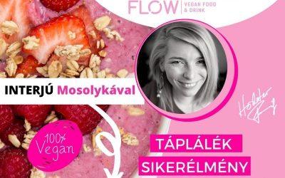 Interjú Mosolykával; így indult a Mosolyka Flow!