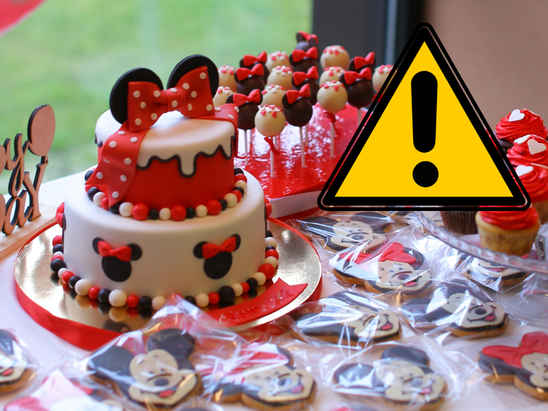 Nem lehet csak úgy Mickey Mouse tortát sütni! – avagy jogdíjak vs. torták